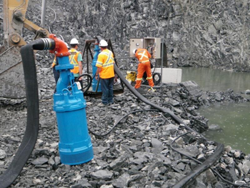 Tìm hiểu các dòng bơm chìm nước thải công suất lớn